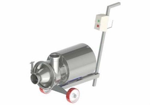 Pompa centrifuga cu surub-Unitech Seria 157 Model PC157K