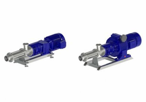 Pompa cu surub-Unitech Seria 300 Model PV300MR/MV